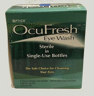 OcuFresh Eye Wash, 0.68fl oz EA