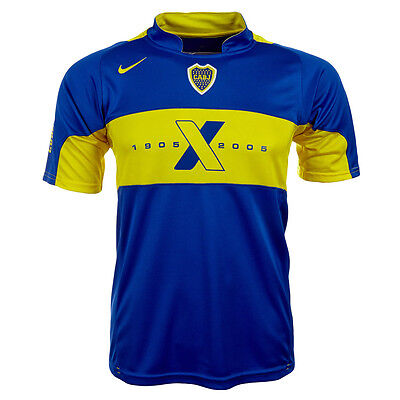 Boca Juniors Home Kids Leotard Nike 496903 Argentina 128 140 146 152 164 neu