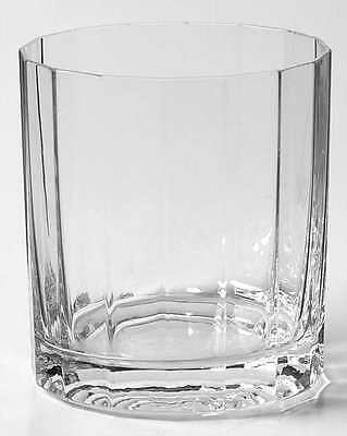 Dansk FACETTE (ROUND) Double Old Fashioned Glass 5948756