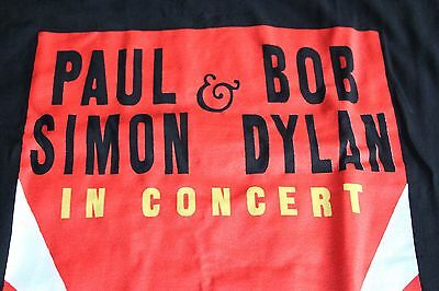 Bob Dylan Paul Simon / TOUR T-SHIRT / Tour Size L - new