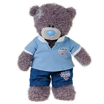 Me To You Tatty Teddy Bear Doll Dress up Outfit Boys Blue Jeans & T Shirt Boys
