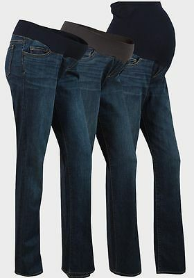 Maternity Jeans Liz Lange Maternity Blue Band Over The Bump Sizes From 4-22