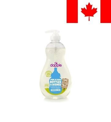 Dapple Baby Dish Liquid Fragrance Free