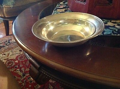 Gorham Sterling Serving Dish