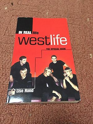 Westlife Exclusive The Official Book In Real Life Paperback Book