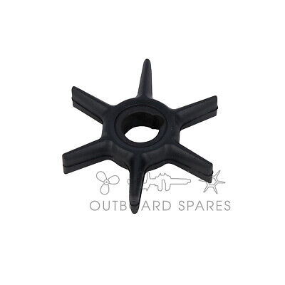 A New Mercury Mariner Impeller for 6, 8, 9.9, 15hp Outboard (Part # 42038Q02)
