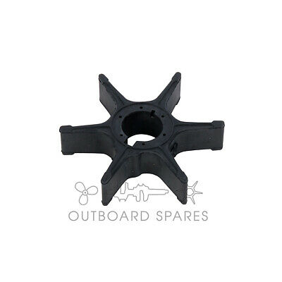 Suzuki Water Pump Impeller for 25, 30, 40, 50, 60hp Outboard (Part #17461-96312)