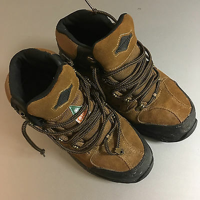 MENS 10W SAFETY SHOES WORKLOAD HELCAT # Box 4