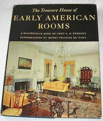 The Treasure House of Early American Rooms by John Sweeney / Viking Books