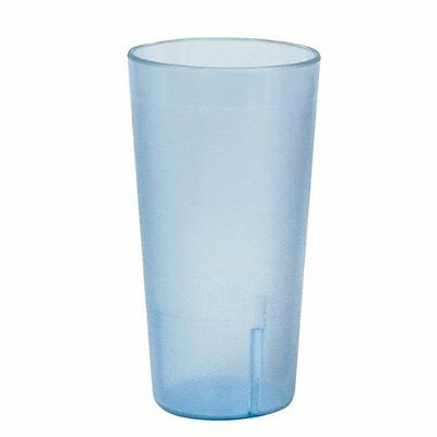 20 Ounce Restaurant Tumbler Beverage Cup, Stackable Cups, Break Resistant ...NEW