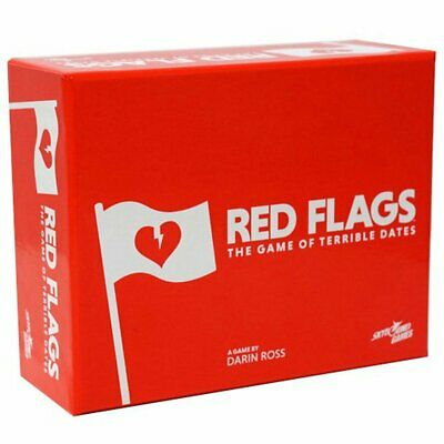 Red Flags Core Deck - Card Game