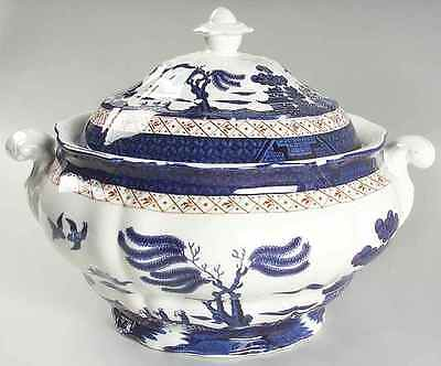 Booths REAL OLD WILLOW Tureen 7808265