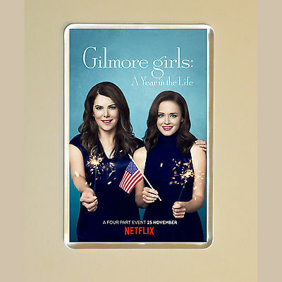 Gilmore Girls: A Year In The Life - Lauren Graham - Alexis Bledel - Magnet #2