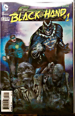Green Lantern #23.3 Black Hand 3D DC's New 52 Villans Month SOLD OUT!