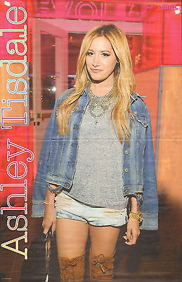 Ashley Tisdale /pretty Little Liars German Centerfold Poster In Mint Condition A