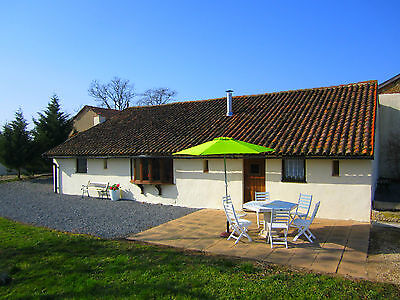 Holiday Gite/ Cottage/ House with 8m pool in Poitou-Charente, France