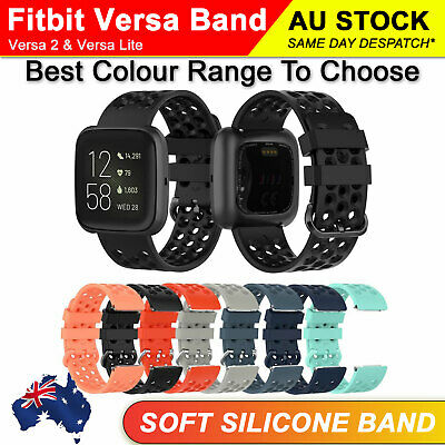 Premium  Replacement Wristband Band Strap For Fitbit Alta HR Tracker F