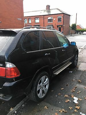 Bmw X5 diesel E53 Breaking For Spares