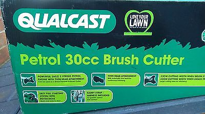 Qualcast Grass & Brushwood Petrol Strimmer - New & Unused