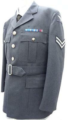 "current issue Royal Air Force parade SD Uniform RAF No1 CPL tunic Jacket 41""ch"