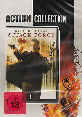 Action Collection - Attack Force - DVD/Neu/OVP - FSK18