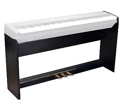 Casio Privia 150 Piano wooden Stand with three pedals (Stand & pedals only)
