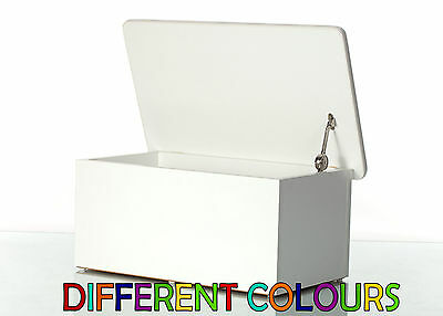 Kids Childrens Large Storage Toy Box Boys Girls Books Chest Clothes Padded