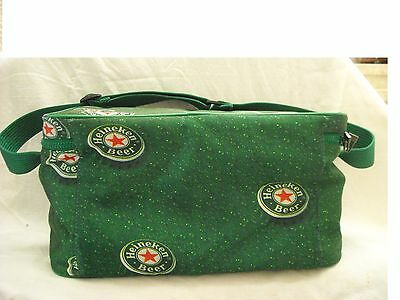 HEINEKEN ESPECIALLY DESIGNES  36 cm x 24 cm COOLER BAG.