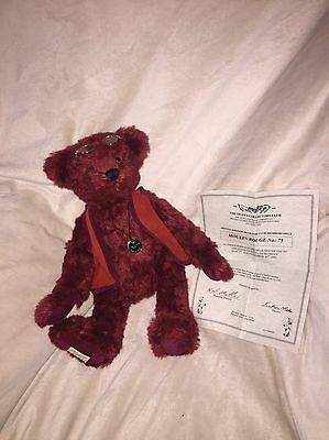 Deans Moulin Rouge Bear Limited Edition For Club Members
