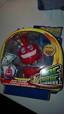 Bandai Pac-man Pac Panic Spinners - Blinky The ghost - Ghostly adventures