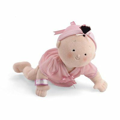 North American Bear Company Rosy Cheeks Baby Brunette , New, Free Shipping