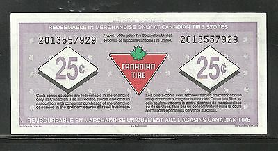 Canadian Tire Replacement Note  2013557929