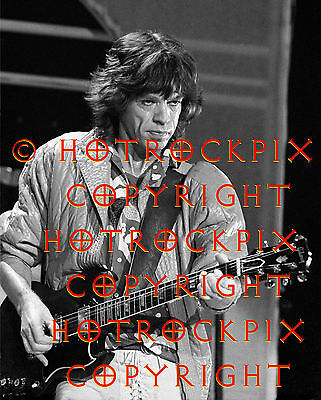 Archival Quality Photo Of Mick Jagger Of Rolling Stones