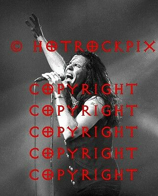 Archival Quality Photo Of Ian Astbury Of The Cult