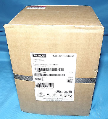 Siemens SITOP Modular Power Supply DC 24V/20A Module  6EP1336-3BA00 *NEW SEALED*