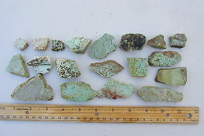 321  Hachita Turquoise From New Mexico. 1/2# Lower Grade, Hard To Find