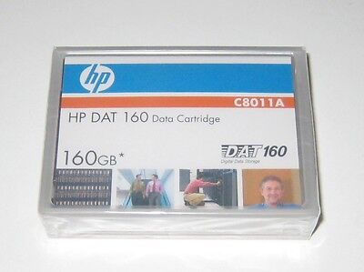 HP DAT 160 Data Cartridge C8011A DAT160 80GB/160GB New