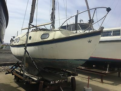 Westerly Nomad Yacht With Inboard