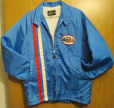 Vintage ~ Union Pacific Railway ~ Spring Jacket Size Small ~ 1960's/70's