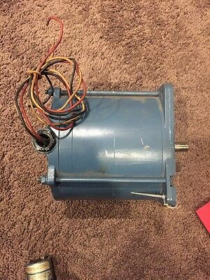 Superior Electric 120V, 3.0A, Slo-Syn Explosion Proof Motor Bk33215, X1100
