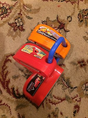 3 Fisher Price Smart Cycle Games Cartridges Cars Rumble Action Sesame Street Bus
