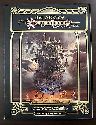 Art of the Dragonlance World - Excellent condition
