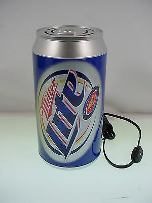 Miller Beer Light Miller Lite Motion Lamp
