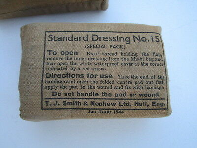 WWII No.15 DRESSING