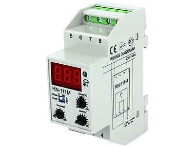 RN-111M Module voltage monitoring relay undervoltage, overvoltage