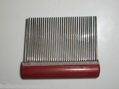 Comb for tension box - Fit Leclerc tension box - Weaving Loom