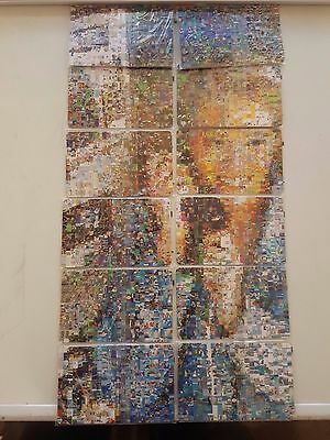 MEXICO - 12 - PHONE CARDS - PUZZLE - GEMPLUS - ONLY 100ex  - NEW - VERY RARE