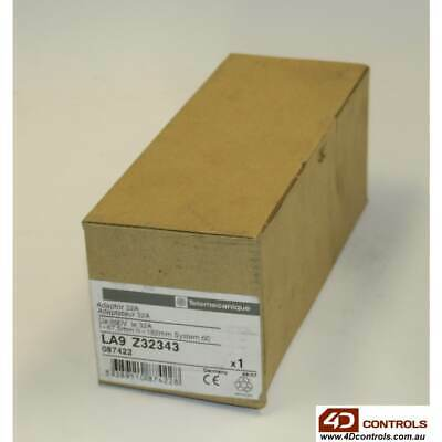 Telemecanique LA9 Z32343 32A Adaptor - New Surplus Sealed