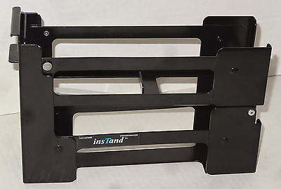 InsTand Black Metal Stentura Paper Tray Stenograph Court Reporting