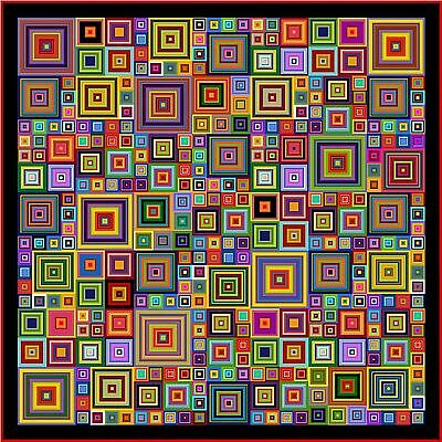 "EPISODES - 91"" - Pre-cut Quilt Kit by Quilt-Addicts Queen size"